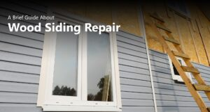 wood siding repair guide