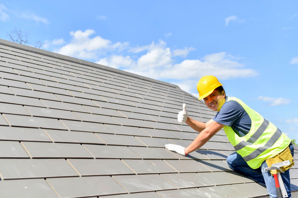 Metal roof repair contractors