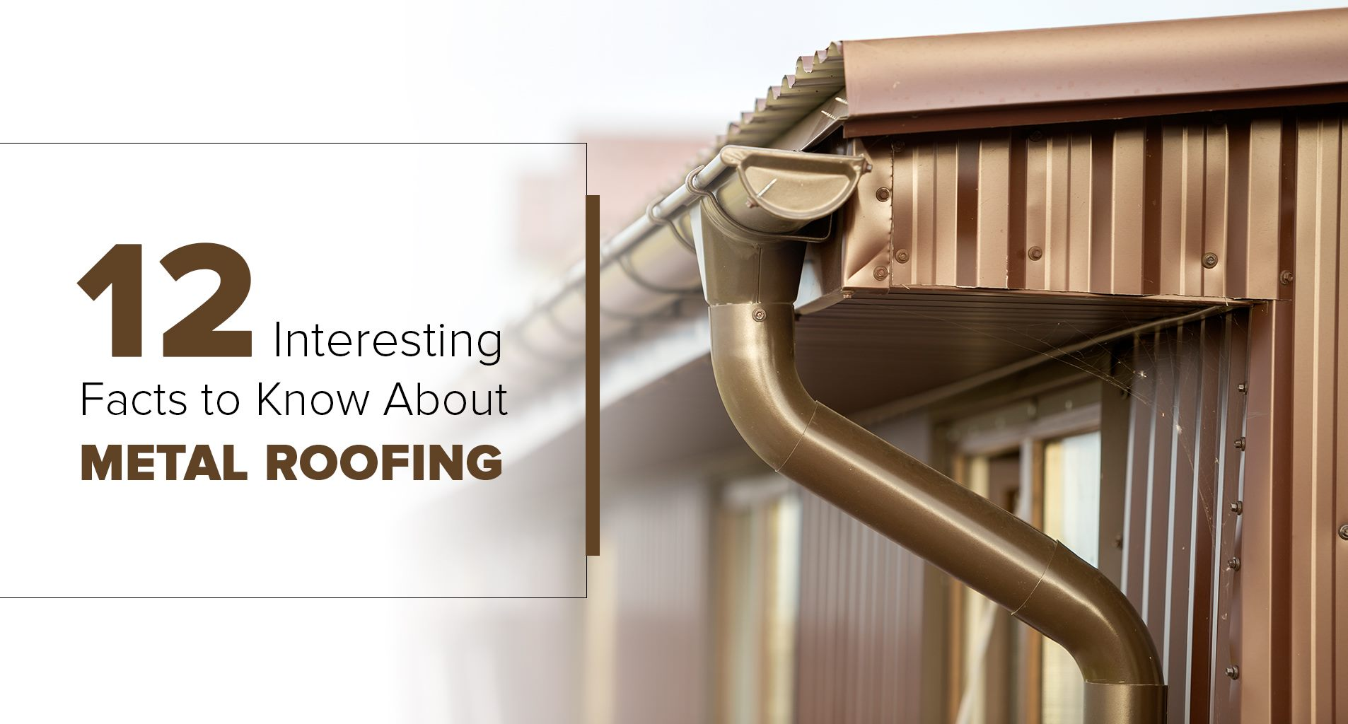 interesting metal roofing facts